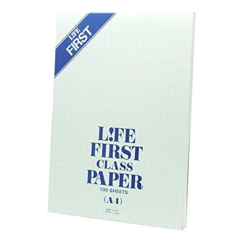 ライフ レポート用紙 ファースト A4 G1301