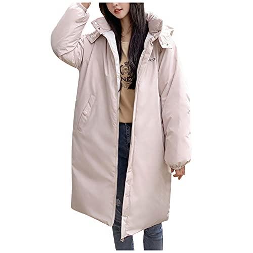 Chaqueta acolchada para mujer, chaqueta de entretiempo para otoño e invierno, abrigo, abrigo, abrigo, elegante, sudadera larga, chaqueta, top, outwear, sudadera, sudadera con capucha, ropa exterior