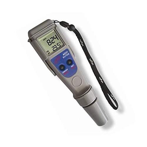 Leitfähigkeitsmessgerät EC/TDS und Temperatur Adwa (AD31)