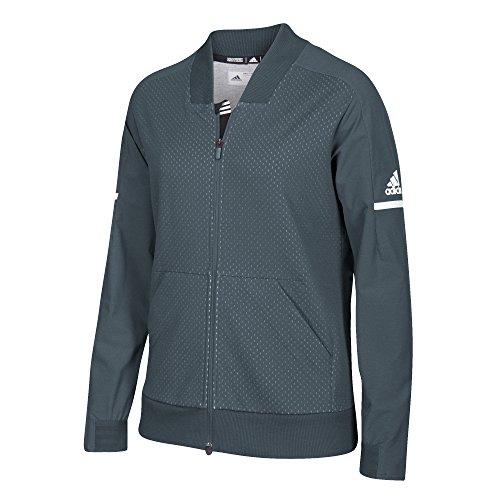 adidas Squad Bomber Jacket - Women's Multi-Sport XXL Onix/White