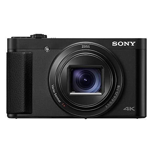 Sony kompakte Digitalkamera Cyber-Shot schwarz 102mm × 58.1mm × 35.5mm Cyber-Shot DSC-HX99