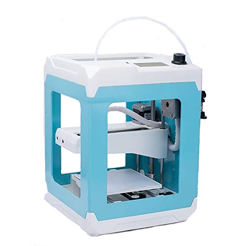 NARJOG SkyCube Assembled Desktop 3D Printer Kit 110mm*110mm*125mm Printing Size Supprot Cura/Repetier