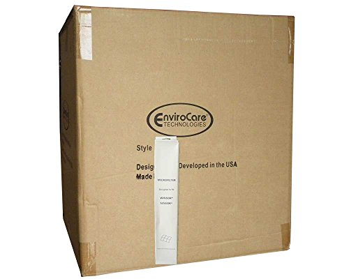(25Sets) Windsor micro Filters, Sebo x Series, g Series, Kenmore, Essential G1Series Vacumm Cleaners, S12, S15, XP12, XP15, XP18, X1, X4, X5