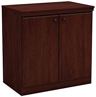 South Shore Small 2-Door Storage Cabinet with Adjustable Shelf, Royal Cherry (B00B7G4S04)   Amazon price tracker / tracking, Amazon price history charts, Amazon price watches, Amazon price drop alerts