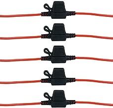 10a Interruttore 12v Auto Motore TAP 1x-5x aggiungere un circuito Mini Portafusibili piggy back