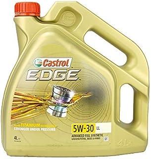 Castrol 15668B Edge Titanium FST 5W 30 LL 4l