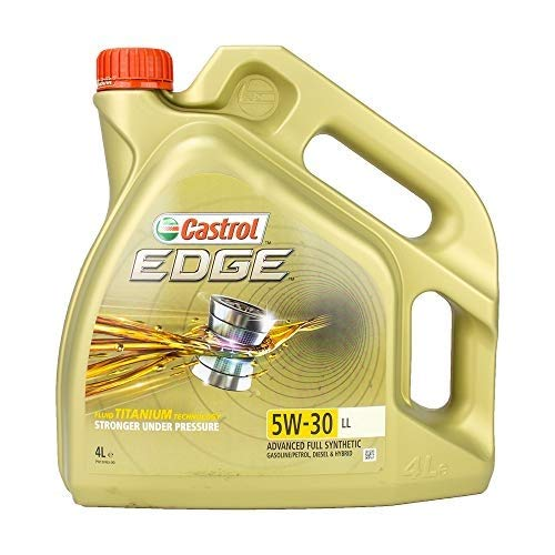 Castrol 15668B Edge Titanium FST 5W-30 LL 4l