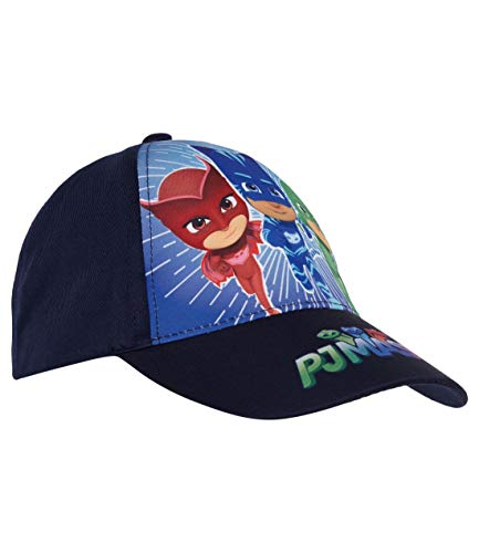 PJ Masks Pyjamahelden Jungen Cap Marine blau 52