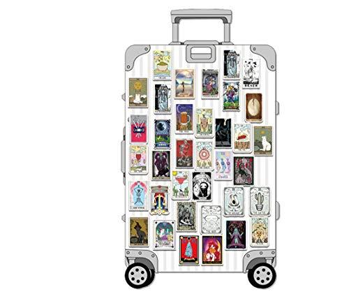 votgl 50 stuks/verpakking tarotkaart graffiti-sticker waarsagerei-sticker voor bagage laptop koelkast skateboard Pegatinas 2020