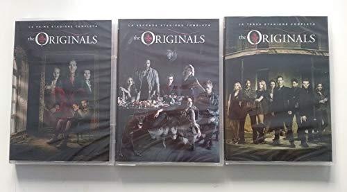 The Originals - Stagioni 1 - 3 (15 DVD) - ITALIANI ORIGINALI SIGILLATI -