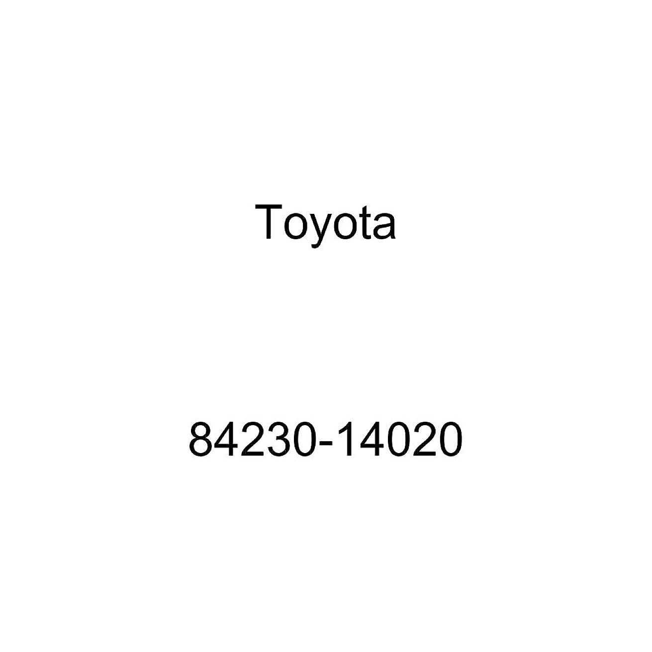 Toyota 84230-14020 Courtesy Lamp Switch Assembly
