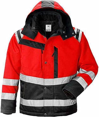 Fristads Kansas Workwear 119630 High Viz Winter Jacket