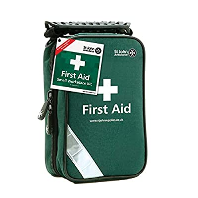 Small Zenith Workplace First Aid kit from St John Ambulance