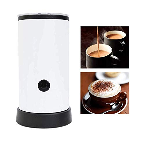 Z-COLOR Milk Frother - Coffee Frother Electric Whisk - Powerful Latte Cappuccino Frother Wand – Hot Milk Foam Maker - Best Soya Milk Mixer