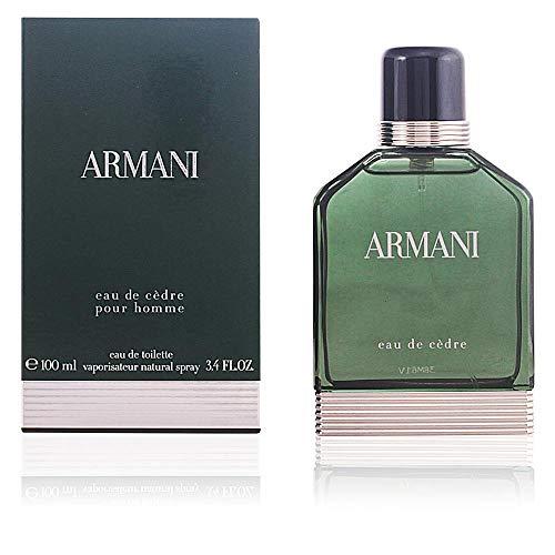 Giorgio Armani Eau de Cedre Eau de Toilette, 100 ml