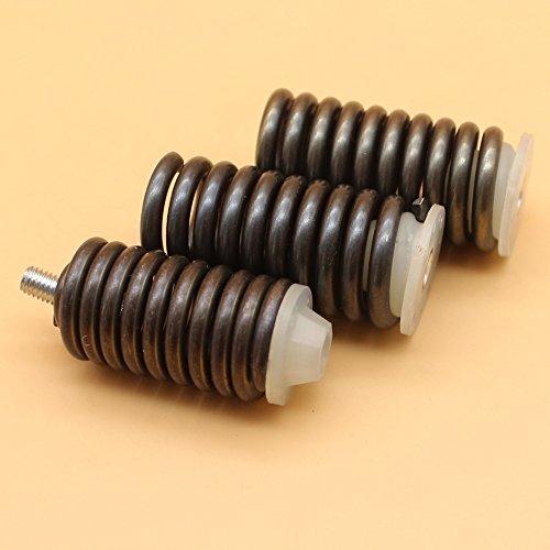 Juego de muelle amortiguador antivibración AV para motosierra HUSQVARNA 362 365 371 371XP 372 372XP 503 63 75-02/503 89 56-01