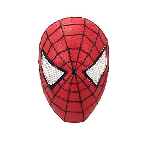 Máscara Spiderman  marca HUALIAN