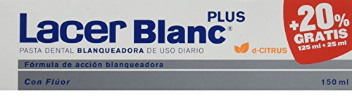 LACER BLANC PLUS 125 ML.
