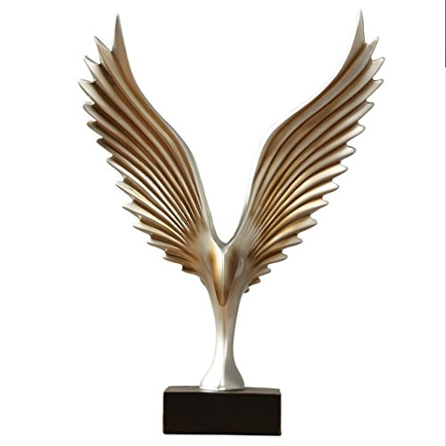 JPVGIA Eagles Manualidades Decoraciones for el hogar Adornos Mueble TV mobiliario de Oficina