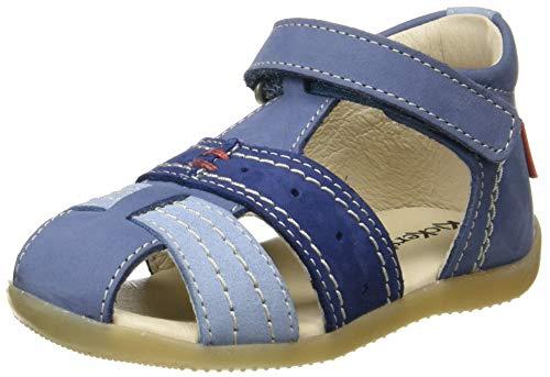 Kickers BIGBAZAR-2, Sandales, Bleu (Bleu Tricolore 53), 25 EU