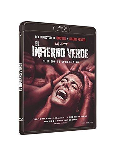 El Infierno Verde - Blu-Ray [Blu-ray]