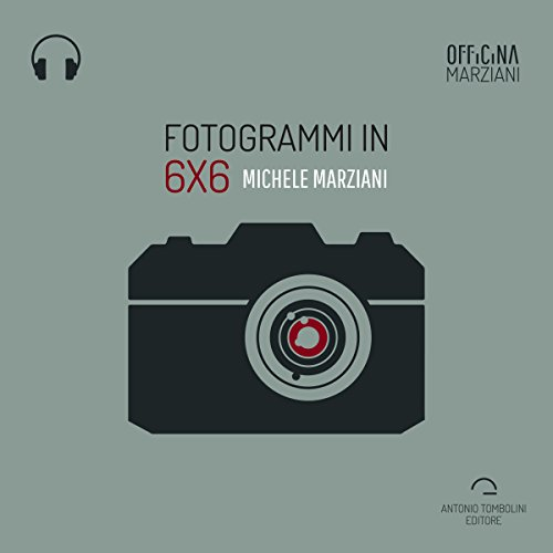 Fotogrammi 6x6 audiobook cover art