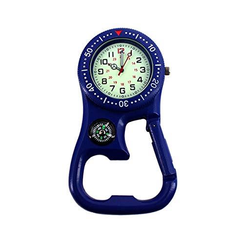 Motion Neutral Outdoor Luminous Compass Bottle Opener Backpacker Clip-On...