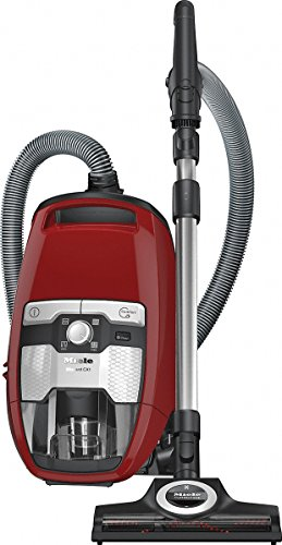 Miele Aspirateur Blizzard CX1 Cat & Dog PowerLine Rouge 2 Litre 550 Watt