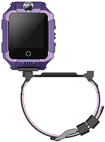 Monitores de actividad Inteligente ver los niños del teléfono, localizador GPS SOS Alarmas grabador de vídeo llamada impermeable chat de voz Pantalla táctil Cámara digital Reloj de pulsera, for muchac