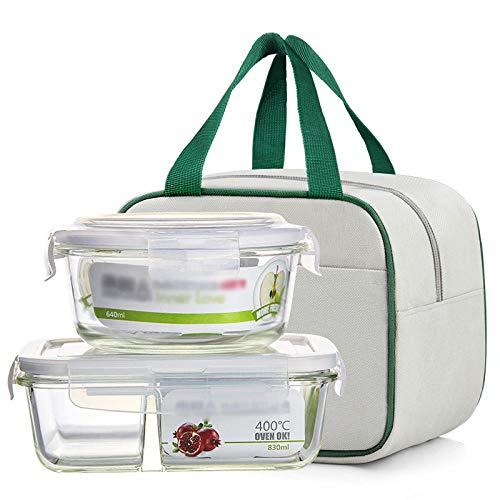 Contenedor de plástico para almacenamiento de alimentos: cajas de tamaño grande con...