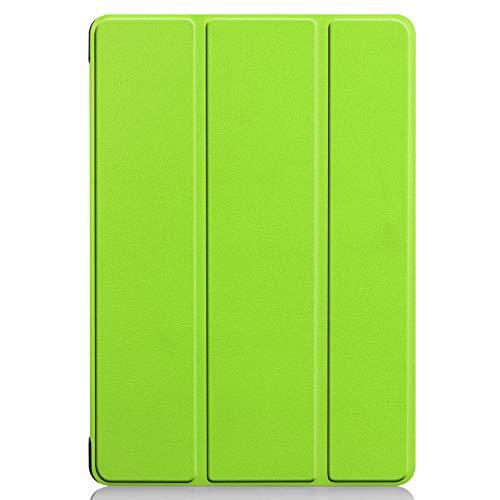 Lobwerk Hülle für Huawei MediaPad M5 Lite 10 mit 10.1 Zoll Schutzhülle Etui mit Auto Sleep/Wake Funktion Grün