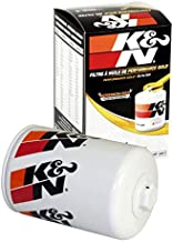 K&N Premium Oil Filter: Protects your Engine: Compatible with Select FORD/AUDI/VOLKSWAGEN/MERCURY Vehicle Models (See Product Description for Full List of Compatible Vehicles), HP-3001