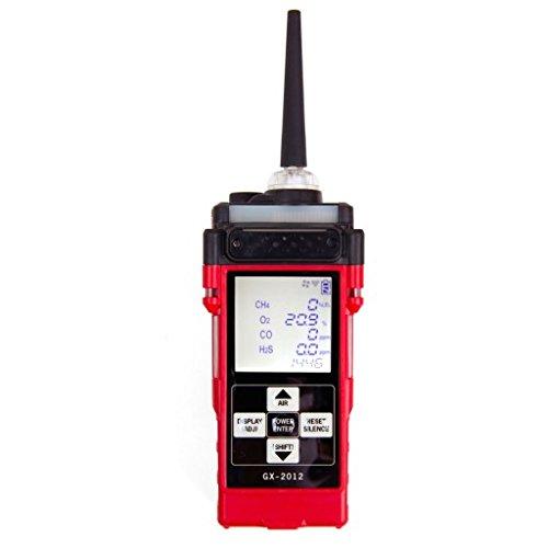 RKI Instruments Four-Gas Detector GX-2012