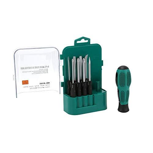 LF-wujin, 9Pcs Destornillador de Alta Destornilladores de precisión Electrodomésticos reparación del arreglo de Herramientas Herramientas de Mano Desmontable multifunción Kit