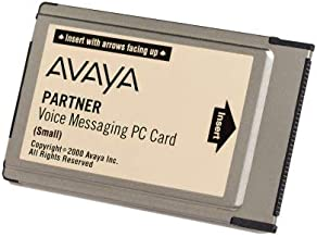 Avaya Partner Voice Messaging PC Card Small (Renewed)