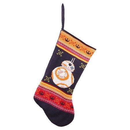 Star Wars 50,8cm bb-8Knit calza di Natale
