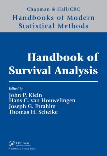Handbook of Survival Analysis (Chapman & Hall/CRC Handbooks of Modern Statistical Methods) (English Edition)