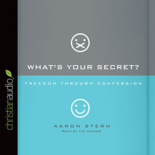 What's Your Secret audiobook cover art
