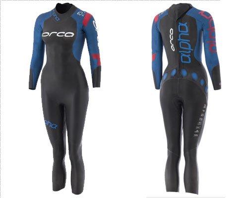 Alpha Triathlon Wetsuit