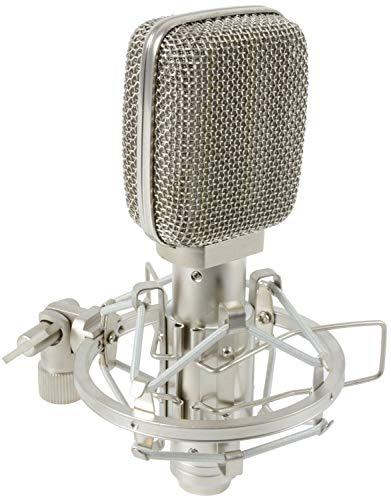 Citronic RM06 | Ribbon Microphone Supplied with Suspension Mount & Storage...