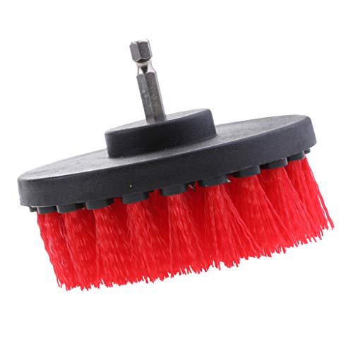 Best Prices! joyMerit 1PC Tile Grout Cleaning Drill Brush Scrub Brush Drill Attachment Drillbrush - ...