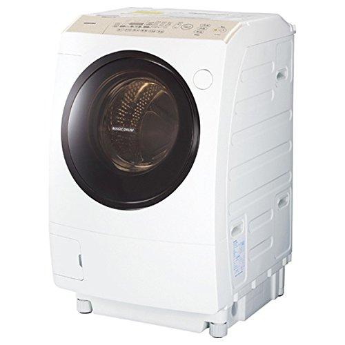 東芝 ドラム式洗濯乾燥機(ヒートポンプタイプ) 左開きタイプ グレイブラウン 9kg TW-96A3L(W) TW-96A3L(W)