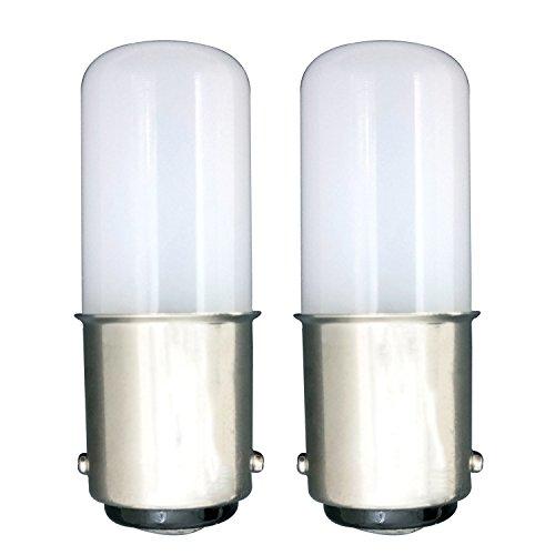MZMing [2 unidades] LED B15 Ahorro Energía Bombilla