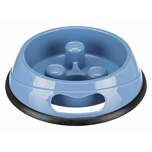 Trixie Lento avanzamento Bowl, 0,9 L, 23 cm, Colori Assortiti