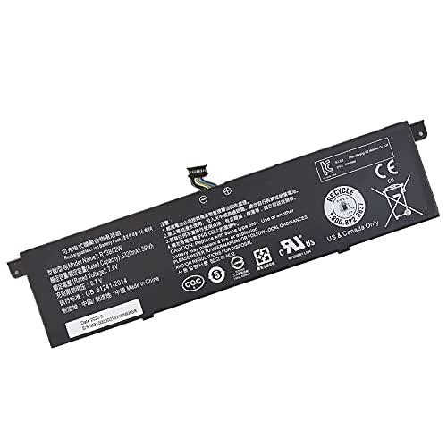 7xinbox R13B01W R13B02W 7.6V 39Wh Reemplazo Batería portátil para Xiaomi Mi Air 13.3'Series