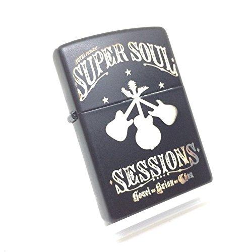 ZIPPO ジッポー ライター ジッポ 布袋寅泰 ブライアンセッツァー SUPER SOUL SESSIONS