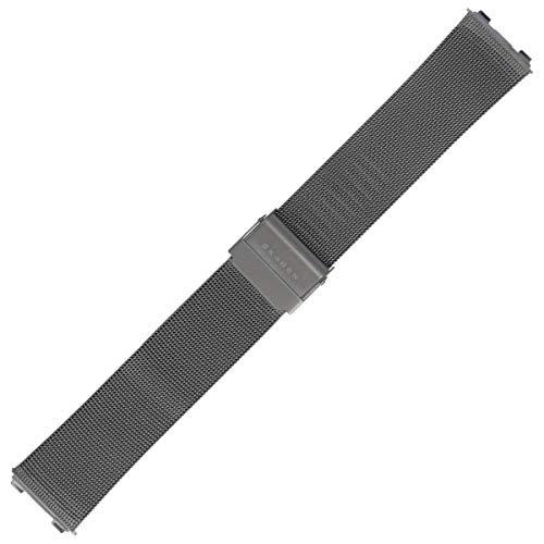 Skagen Uhrenarmband 20mm Edelstahl Titan - 233XL