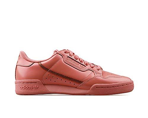 adidas Mujer Continental 80 W Zapatillas Rosa
