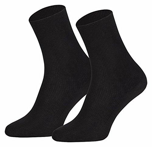 Socken, 15er Pack ohne Gummi 39-42