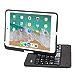 BATTOP iPad Mini Keyboard - Swivel 360 Degree Rotatable Bluetooth Keyboard Case - iPad Mini Bluetooth Keyboard - Compatible ipad Mini 3 / iPad Mini 2 / iPad Mini -Black (Renewed)